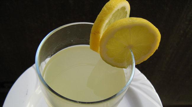 Acqua e limone - Vitamina C