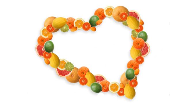Cuore della Vitamina C