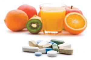 Integratori di Vitamina C