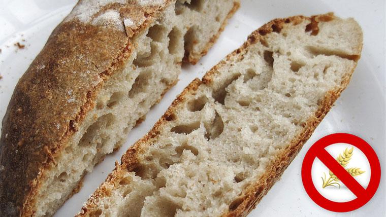Pane e cereali gluten free