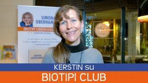 Opinioni di Kerstin su Biotipi Club di Simona Oberhammer