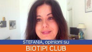 Opinioni di Stefania su Biotipi Club di Simona Oberhammer