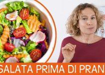 Insalata Mista prima del pranzo: 8 benefici immediati per il tuo Biotipo Oberhammer