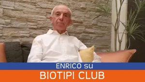 Opinioni di Enrico, pensionato, su Biotipi Club di Simona Oberhammer