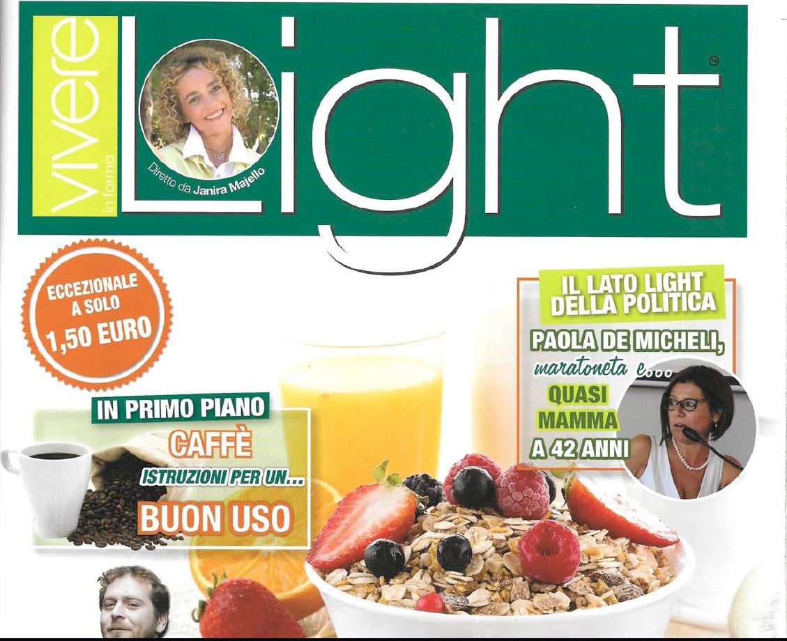 Vivere Light - Acqua e limone di Simona Oberhammer