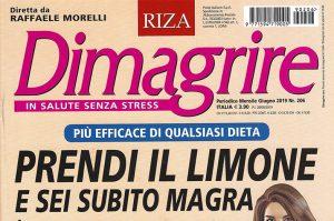 copertina-riza-speciale-giugno2019-dimagrire-acqua-limone-simona-oberhammer