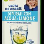 Depurati con acqua e limone simona oberhammer dorso_250