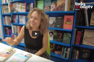 Intervista con Josè Villari presso la libreria Bonanzinga